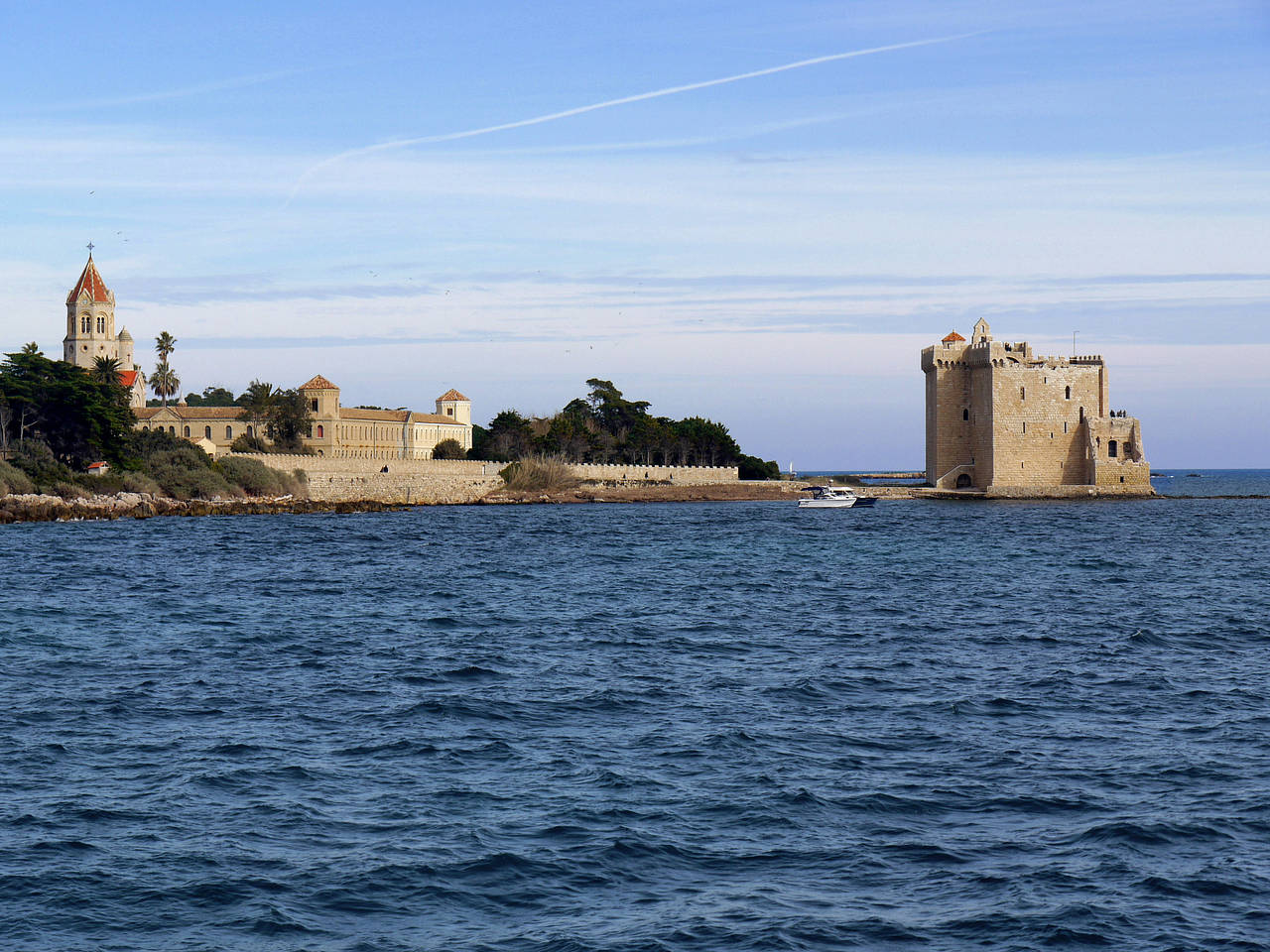 Foto Île Saint-Honorat